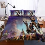 Fortnite Printed Bedding Game Home Decor Bedding Set (Duvet Cover & Pillow Cases)