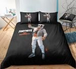Fortnite ET Bedroomet Bed 3D Printing Bag Game Marshmellokin 3D Bedding Set Duvet