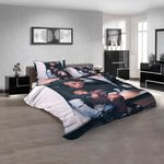Famous Rapper Youngboy Never Broke Again 3D Duvet Cover Bedding Set