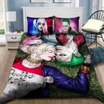 Joker And Harley Quinn Bedding Set (Duvet Cover & Pillow Cases)