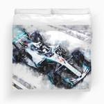 Lewis Hamilton 2018 3D Printed Duvet Cover Bedding Set