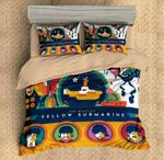 3d The Beatles Bedding Set Duvet Cover Set