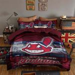 Cleveland Indians Bedding Set (Duvet Cover & Pillow Cases)