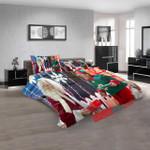 Movie Get Santa Duvet Cover Bedding Sets (Duvet Cover & Pillow Cases)