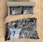 3d Cristiano Ronaldo Bedding Set Duvet Cover