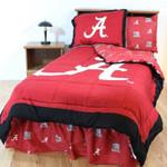 Alabama Crimson Tide Bedding Set (Duvet Cover & Pillow Cases)