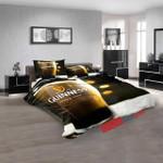 Beer Brand Guinness 1d 3d  Duvet Cover Bedroom Sets Bedding Sets