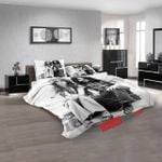 Musical Artists '80s Hall & Oates 2d 3d  Duvet Cover Bedroom Sets Bedding Sets