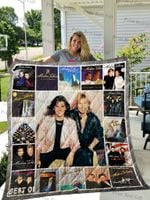 Modern Talking Albums Cover Poster Quilt Blanket