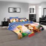 Disney Movies Tinker Bell Secret Of The Wings V 3d Duvet Cover Bedroom Sets Bedding Sets