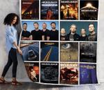 Nickelback Albums Quilt Blanket For Fans Ver 14