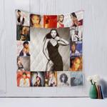 Toni Braxton Quilt Blanket