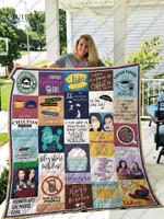 Gilmore Girls 28 Quilt Blanket