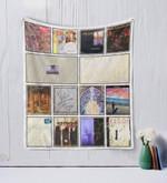 Oregon Quilt Blanket