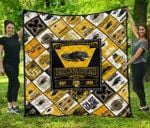 Ncaa Milwaukee Panthers Quilt Blanket #1602