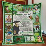 Personalized Graduation Sloth To My Son Quilt Blanket From Mom You Were Made For This Great Customized Blanket Gifts For Birthday Christmas Thanksgiving Graduation