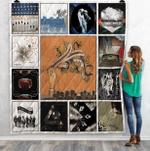 Arcade Fire Albums Quilt Blanket 02