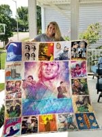 Point Break Quilt Blanket