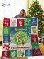 Mofi – Rick And Morty Quilt Blanket