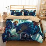 3d Harry Potter Poster Duvet Cover Bedding Set