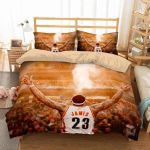 3d Lebron James Duvet Cover Bedding Set