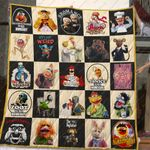 Dd – The Muppets Characters Quilt Blanket