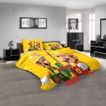 Anime Super Mario N 3d Customized Duvet Cover Bedroom Sets Bedding Sets