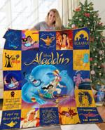 Aladdin Quilt Blanket