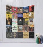 The Tragically Hip Quilt Blanket