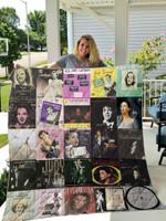 Judy Garland Quilt Blanket