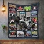 Formula One Quilt Blanket