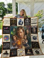 The Magicians Quilt Blanket – Ver.0117
