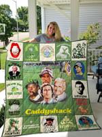 Caddyshack Quilt Blanket 02