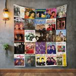The Everly Brothers Style 2 Quilt Blanket