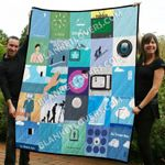 The Truman Show Quilt Blanket For Fans