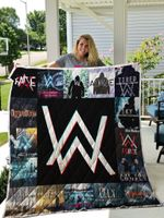 Alan Walker's Hits Quilt Blanket