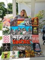 Diplo Albums Quilt Blanket For Fans Ver 17