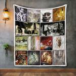 Download Album Covers Quilt Blanket