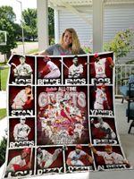 Mlb – St. Louis Cardinals Quilt Blanket 02