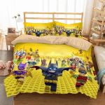 The Lego Batman Movie Duvet Cover Bedding Set