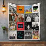 Basement Album Covers Quilt Blanket
