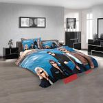 Musical Artists '80s Bon Jovi 1n 3d Customized Duvet Cover Bedroom Sets Bedding Sets