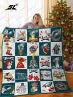 Bl –philadelphia Eagles Quilt Blanket 02