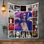 Lil Wayne Album Covers Quilt Blanket