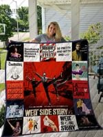 West Side Story Quilt Blanket
