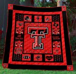 Texas Tech Red Raiders Ver1 Quilt Blanket