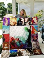 Alanis Morissette Quilt Blanket 01278
