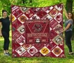 Ncaa Boston College Eagles Quilt Blanket #2