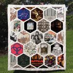 Led Zeppelin Quilt Blanket