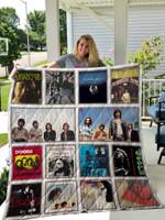 The Doors Quilt Blanket